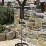 CH-Vase standing candelabra