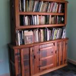 FU-Bookcase Dresser