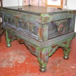 FU-Indian Moorish chest