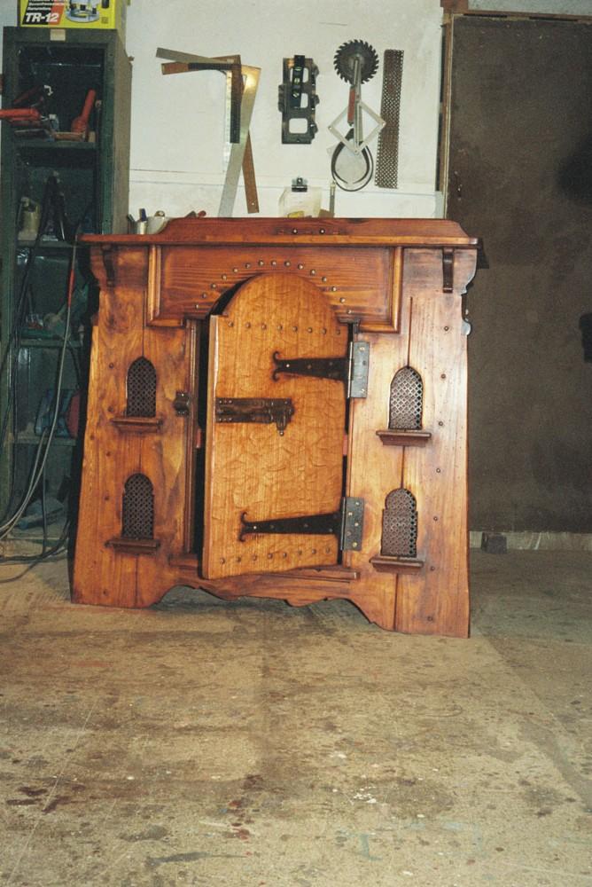 FU-Moroccan Hutch w'shop 3